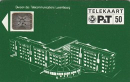 PHONE CARD LUSSEMBURGO (E51.19.3 - Luxemburg