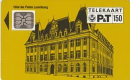 PHONE CARD LUSSEMBURGO (E51.19.4 - Lussemburgo