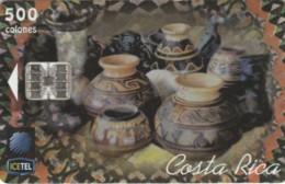 PHONE CARD COSTA RICA (E51.20.2 - Costa Rica