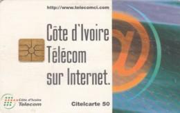 PHONE CARD COSTA D'AVORIO (E51.21.2 - Costa D'Avorio