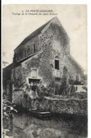 LA FERTE GAUCHER Vestige De La Chapelle Du Vieux Prieuré N°4, Envoi 1909 - La Ferte Gaucher