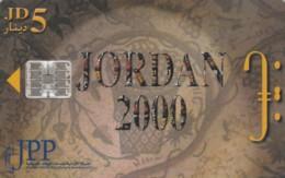 PHONE CARD GIORDANIA (E51.21.8 - Jordanie