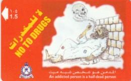 PHONE CARD OMAN (E51.22.6 - Oman
