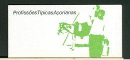 PORTUGAL - ACORES - LIBRETTO  -  PROFESSIONI ARTIGIANI - Libretti