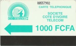 PHONE CARD COSTA D'AVORIO (E51.23.2 - Ivoorkust