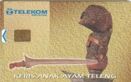 PHONE CARD MALESIA (E51.23.3 - Maleisië
