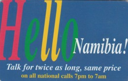 PHONE CARD NAMIBIA (E51.25.1 - Namibie