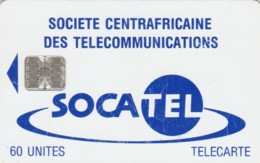 PHONE CARD REP.CENTROAFRICANA (E51.25.2 - Repubblica Centroafricana
