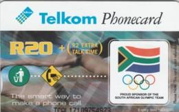 PHONE CARD SUDAFRICA (E51.25.3 - Sudafrica