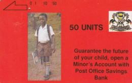 PHONE CARD UGANDA (E51.26.2 - Uganda