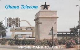 PHONE CARD GHANA (E51.27.6 - Ghana