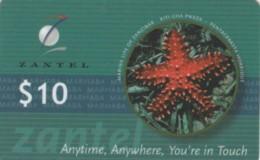 PREPAID PHONE CARD ZANZIBAR (E51.28.6 - Tanzania