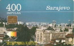 PHONE CARD BOSNIA-ERZEGOVINA (E51.29.4 - Bosnië