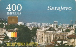 PHONE CARD BOSNIA-ERZEGOVINA (E51.29.4 - Bosnia