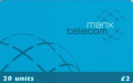 PHONE CARD ISOLA MAN (E51.29.5 - Man (Eiland)