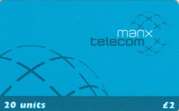 PHONE CARD ISOLA MAN (E51.29.5 - Isola Di Man