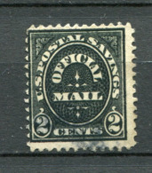 USA Dienst Nr.93           O  Used       (6613) - Officials