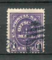 USA Dienst Nr.96           O  Used       (6614) - Officials