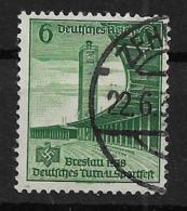 Deutsches Reich  666 O - Oblitérés