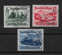 Deutsches Reich  686-688 O - Oblitérés