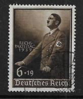 Deutsches Reich  701 O - Oblitérés