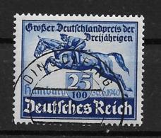 Deutsches Reich  746 O - Oblitérés
