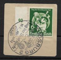 Deutsches Reich  762 O - Oblitérés