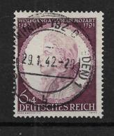 Deutsches Reich  810 O - Usados