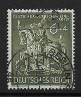Deutsches Reich  860 O - Oblitérés