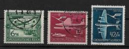 Deutsches Reich  866-858 O - Oblitérés