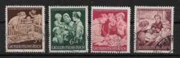 Deutsches Reich  869-872 O - Oblitérés