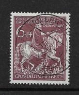 Deutsches Reich  907 O - Oblitérés