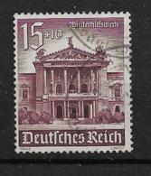 Deutsches Reich  757 O - Oblitérés