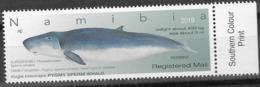 NAMIBIA, 2019, MNH, WHALES, PYGMY SPERM WHALE, 1v REPRINT - Whales