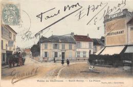 78-SAINT-REMY-LES-CHEVREUSE- LA PLACE - St.-Rémy-lès-Chevreuse