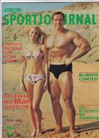 Magazines - Sport - ARNOLD SCHWARZENEGGER  Bodybuilding - Sport