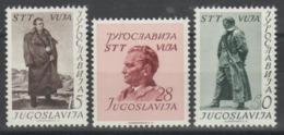 Stt-Vuja 1952 - Tito *             (g6001) - Trieste