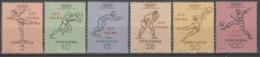 Stt-Vuja 1952 - Olimpiadi Helsinki *             (g6002) - Trieste