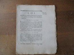 26 AOÛT 1792 QUI DETERMINE LA FORME A SUIVRE POUR LES DEMANDES EN REDUCTION OU DECHARGE DE LA CONTRIBUTION MOBILIERE 15 - Decrees & Laws