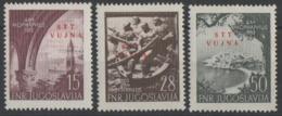 Stt-Vuja 1952 - Marina *             (g6003) - Trieste