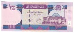 AFGHANISTAN100AFGHANIS2002P70UNC.CV. - Afghanistan
