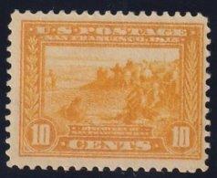 USA 1913 Michel Nr. 206 Aa *, Ungebrauchtes Prachtstück, Michel 120,- Euro - United States