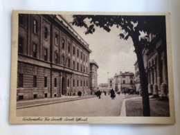 CIVITAVECCHIA  VIA CENCELLE CIRCOLO UFFICIALE 1939 - Civitavecchia