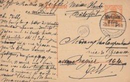 Boschvoorde 29/08/17 - German Occupation