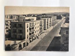 CIVITAVECCHIA  VIA CENCELLE E PROLUNGAMENTO 1954 - Civitavecchia