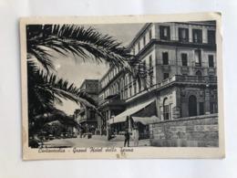 CIVITAVECCHIA  GRAND HOTEL DELLE TERME  1939 - Civitavecchia
