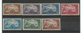 Tunisie Série 147 à 153 ** MNH Cote 18€20 - De Gabès Au Tchad - Ungebraucht