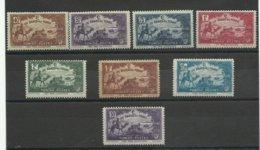 Tunisie Série 147 à 153 *  Cote 14€- De Gabès Au Tchad - Ungebraucht