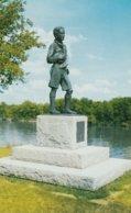 National Scout Memorial To W. D. Boyce, Ottawa, Illinois  Publisher  -  Explorer  -  Humanitarian - Scoutisme
