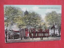 Cumberland County Court House   Carlisle  Pennsylvania      Ref   3658 - United States